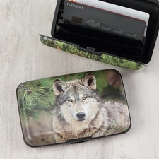 Wolf Armored Wallet