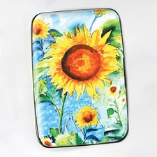 Sunflowers Armored Wallet