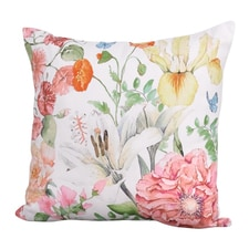 Sunny Floral Pillow