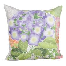 Hydrangea/Peony Pillow