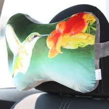 Hummingbird Travel Pillow