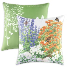 False Indigo Pillow