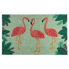 Flamingo Coir Mat