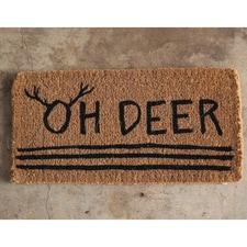 Oh Deer Doormat