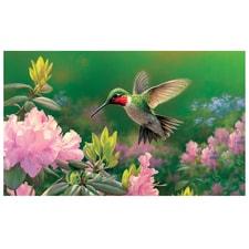 Hummingbird Mat