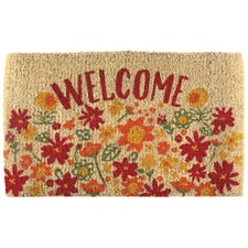 Welcome Sunshine Mat