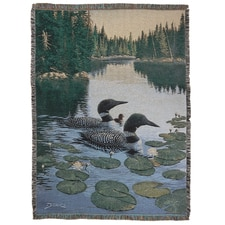 Enchanted Passage Tapestry Throw