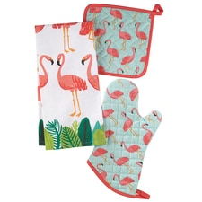 Flamingo Kitchen Set