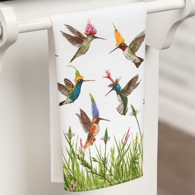 Meadow Buzz Kitchen Towel Set