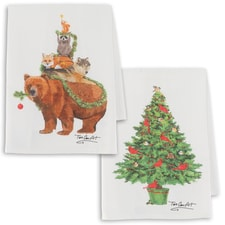 Yuletide Kitchen Towel Set