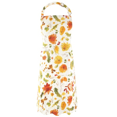 Fall Leaves Apron