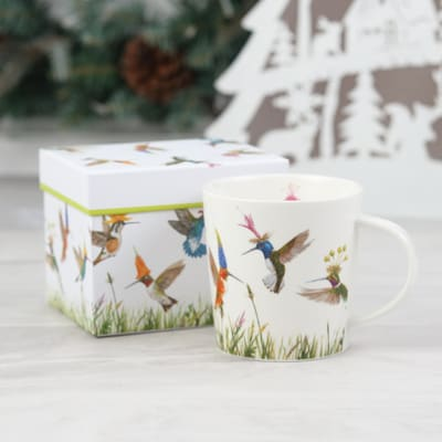 Hummingbird Frenzy Mug