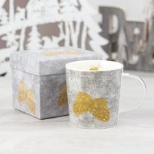 Pinecones Holiday Mug