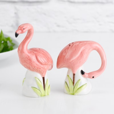 Flamingo Shaker Set