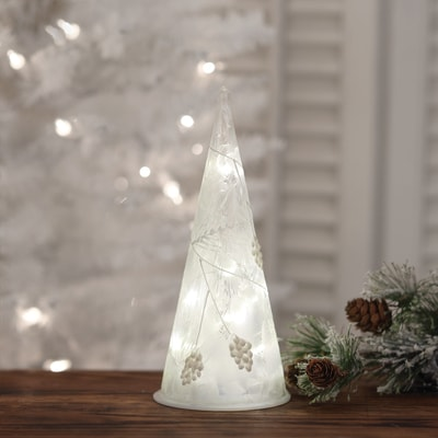LED Glass Tree - 8