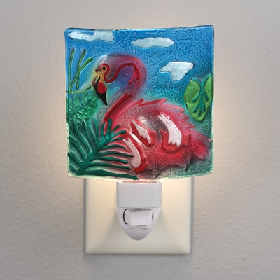 Flamingo Night Light