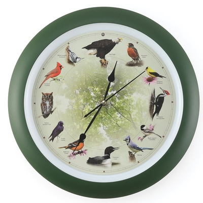 Singing Bird Clock