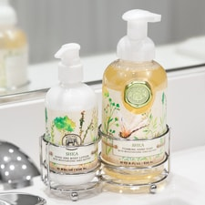 Shea Foaming Soap & Lotion Caddy
