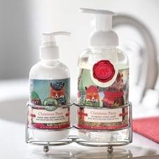 Woodland Soap & Lotion Set