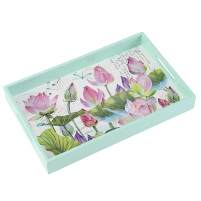 Waterlilies Tray