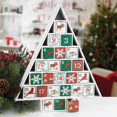 Rustic Wildlife Advent Calendar