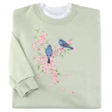 Songbirds Buddies Pullover