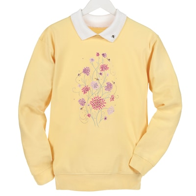 Beedazzling Pullover