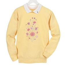Beedazzling Pullover