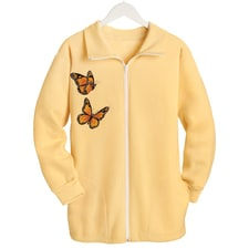 Monarch Butterfly Cardigan