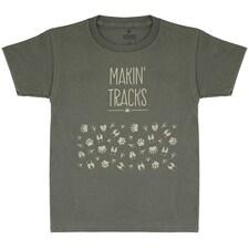 Makin' Tracks Kids' Tee