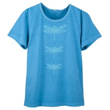 Three Dragonflies Tee