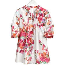 Bright Florals Tunic