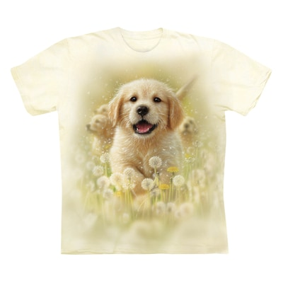 Golden Puppy Tee