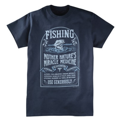 Fishing Cure Tee