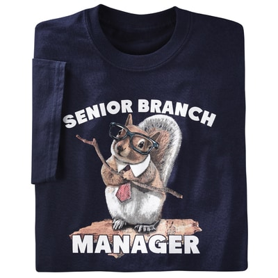 Senior Branch Manager Tee