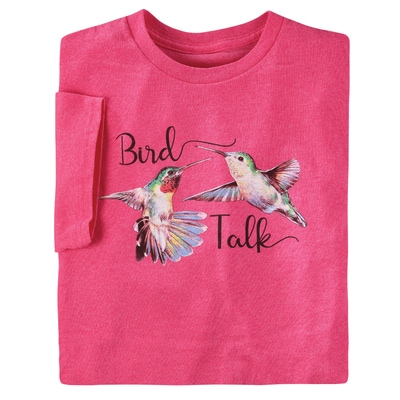 Hummingbird Talk Tee