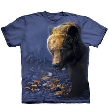Foraging Bear Tee