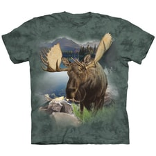 Monarch of the Forest Tee