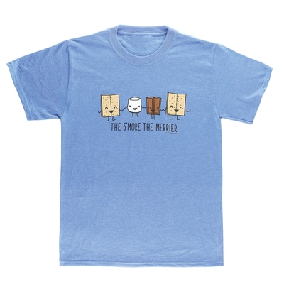 The S'more the Merrier Tee