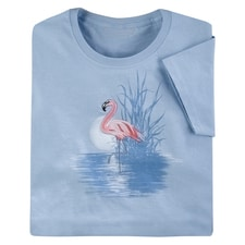 Moonlight Flamingo Tee