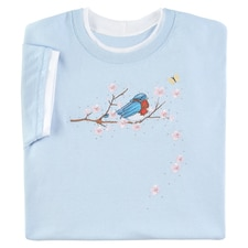 Bluebird & Blossoms Tee
