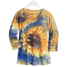 Sunflower Sublimated  Tee