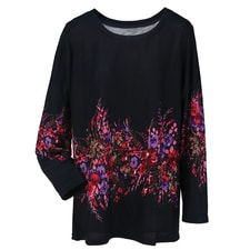 Wildflower Long Sleeve Top