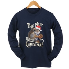 The Nut Before Christmas Tee