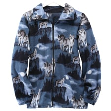 Wolf Fleece Jacket