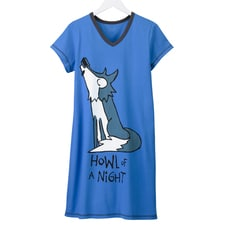 Howl of a Night Nightshirt
