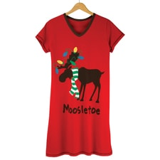 Moosletoe Night Shirt
