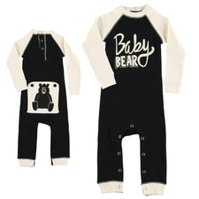 Baby Bear Infant Pajamas