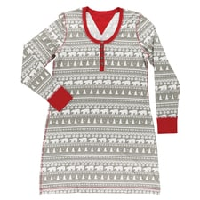 Nordic Bear Nightshirt