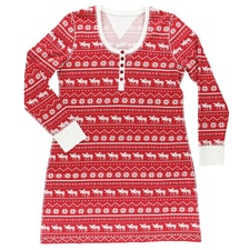 Nordic Moose Nightshirt